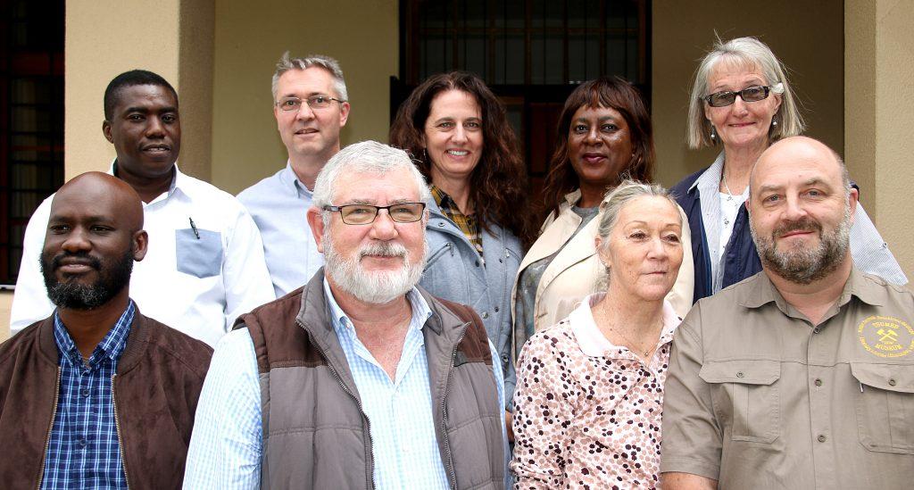 Committee Omuramba Meander Route Grootfontein Museum