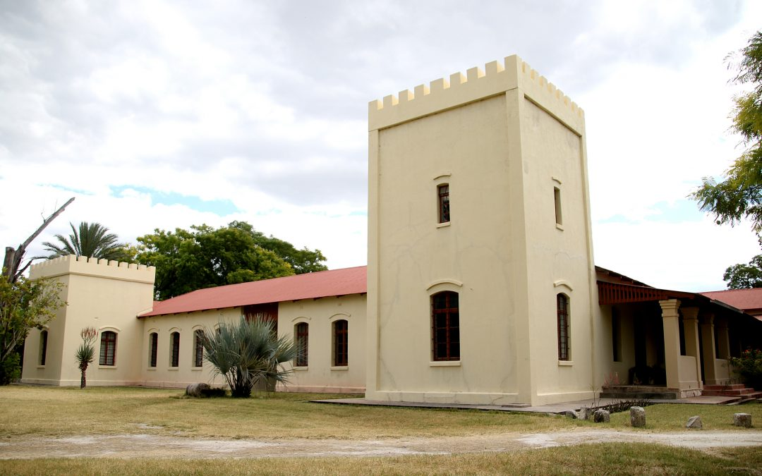 Altes Fort Museum in Grootfontein - by Sven-Eric Stender